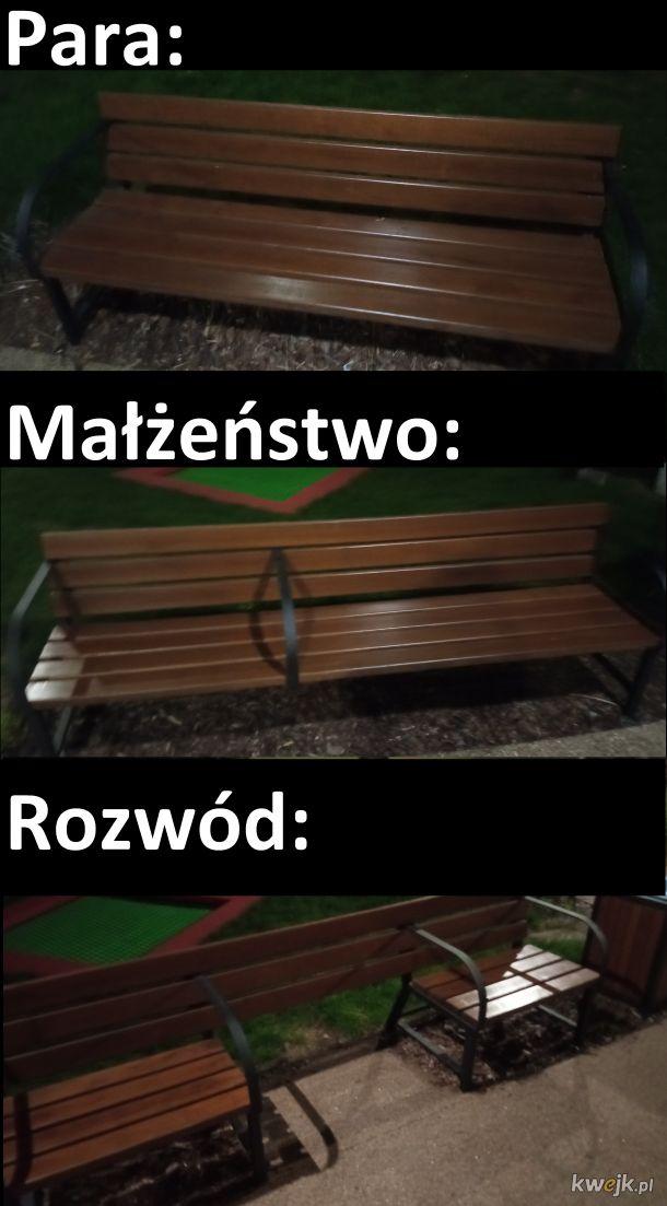 zabawne ławki