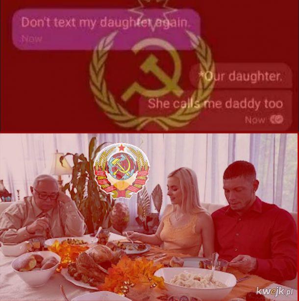 No właśnie tatusiu