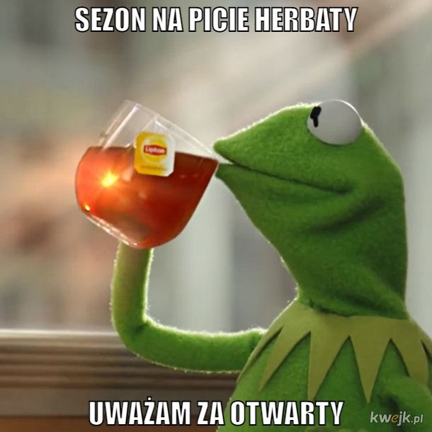 Jesień is coming...