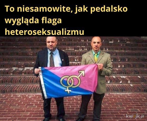 flaga heteroseksualizmu