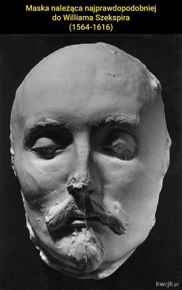 Maski pośmiertne znanych ludzi