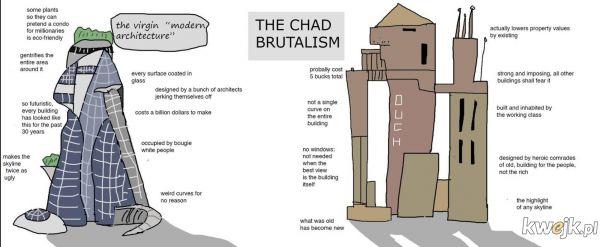 Brutalizm to najlepszy styl architektoniczny, ever. Change my mind