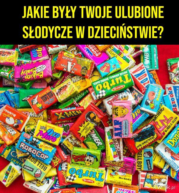 Ulubione słodycze