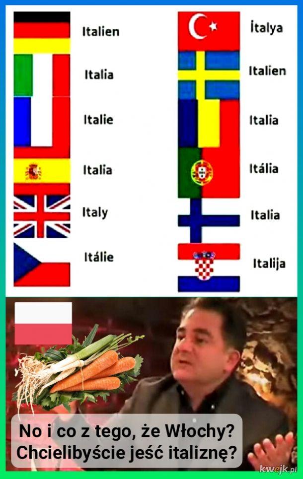 Italia nigdy nie przejdzie