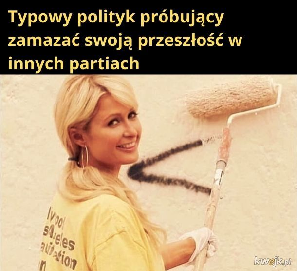 Typowy polityk