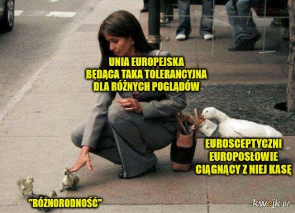 Unia Europejska taka jest