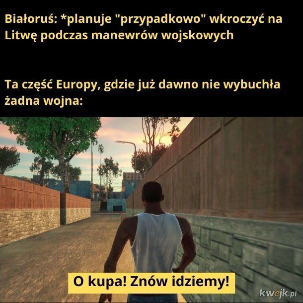 Białoruś, Ty wariacie!