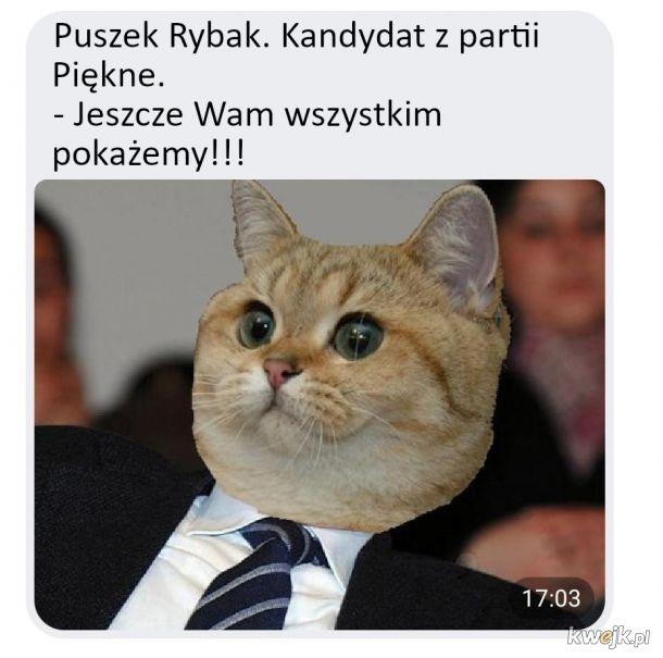 Puszek Rybak