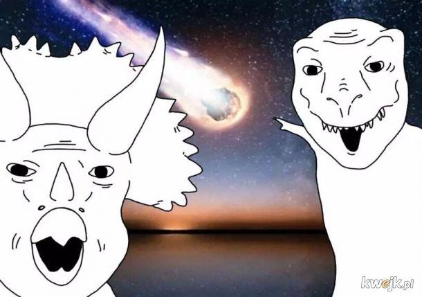 Koniec Ery Dinozaurów