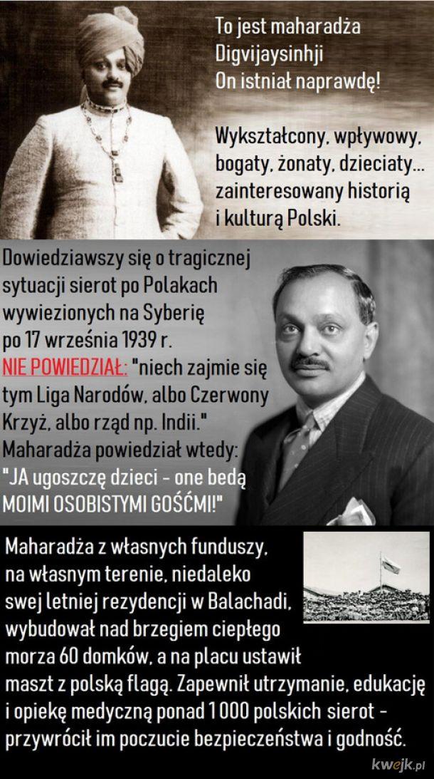Mało znana historia o niespodziewanym przyjacielu Polaków
