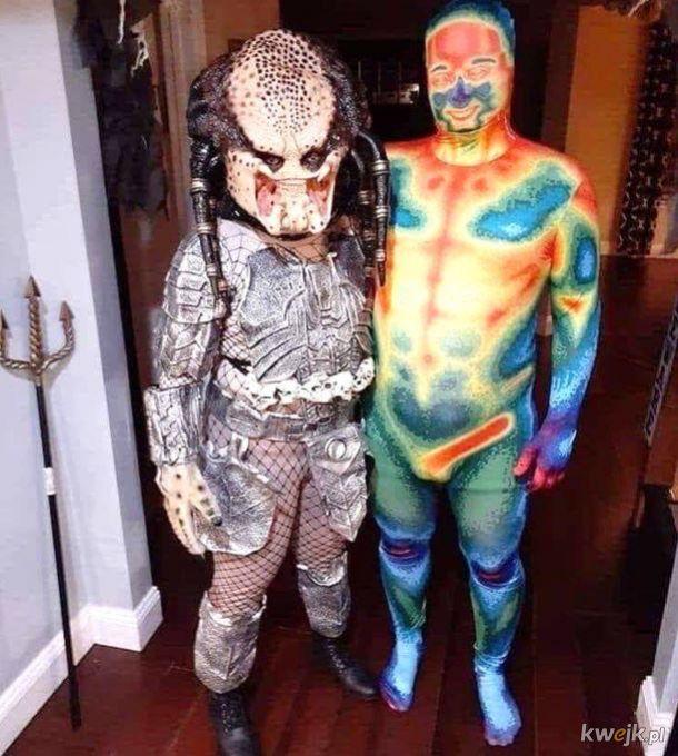 Fajne kostiumy na cosplay