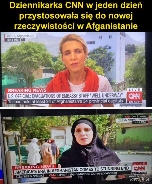 Rzeczywistość w Afganistanie