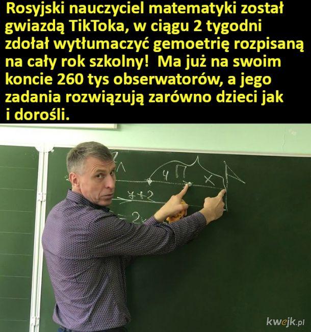 Takich nauczycieli trzeba