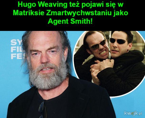 Nowe wieści o nowym Matrixie