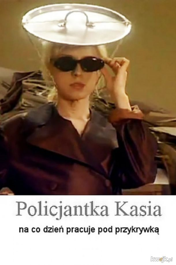 Policjantka Kasia