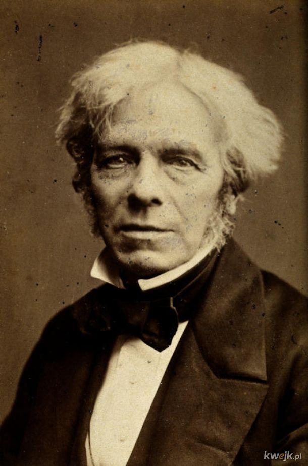 Dziś mamy 230. rocznicę urodzin Michaela Faradaya