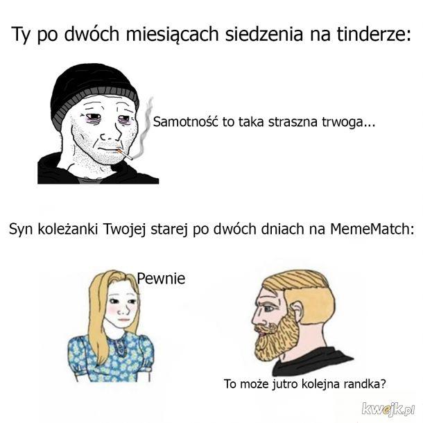 Aplikacja randkowa dla memiarzy - MemeMatch.pl
