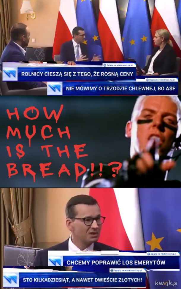 How much is the bread!!?