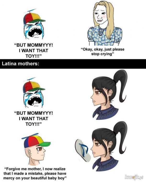 Różnice kulturowe.