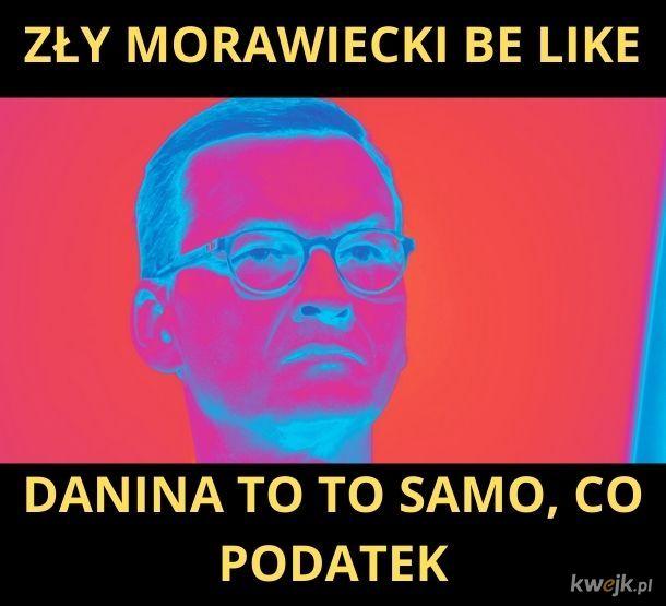Zły Morawiecki
