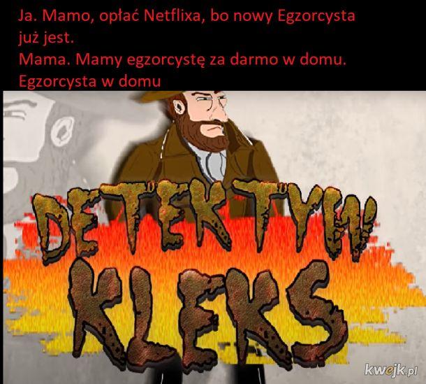 Detektyw Kleks