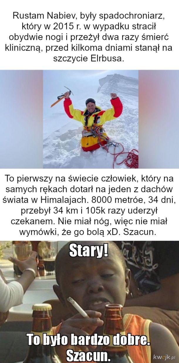 Niezły kozak