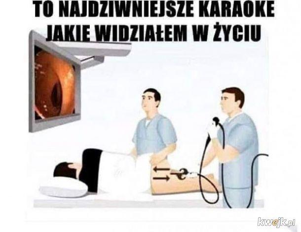 Dziwne karaoke