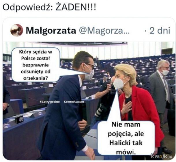Tak to jest słuchać Halickiego !