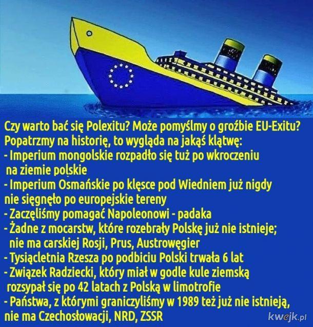 Więcej UE! Cała naprzód!
