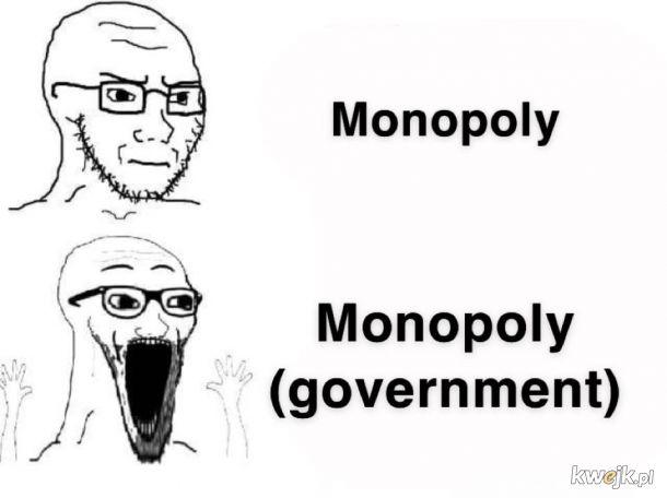 Monopol z przerzutami