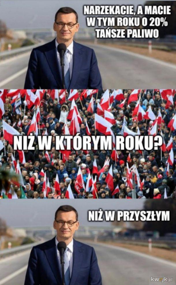 Dobry ten polski podatnik taki nie za trudny do dojenia