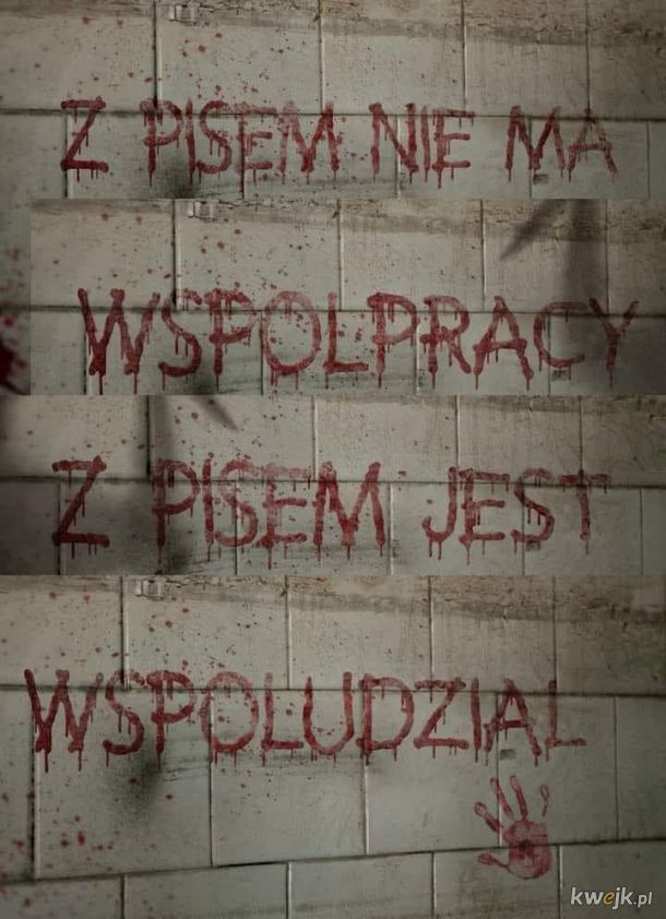 "Z cyklu ""Napisy na murach"""