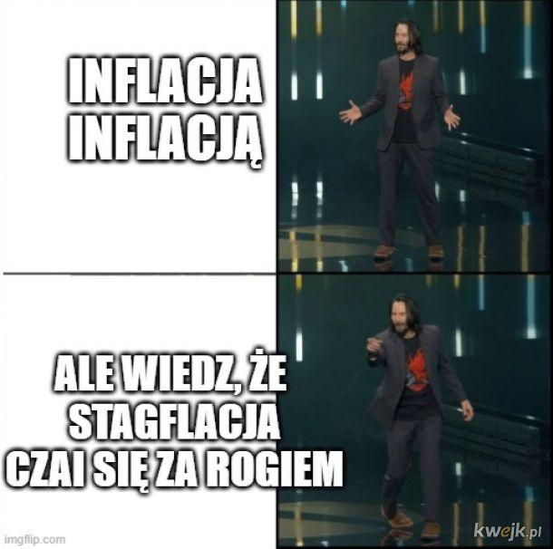 Stagflacja