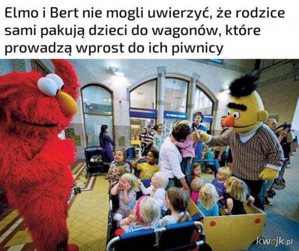 Elmo i Bert