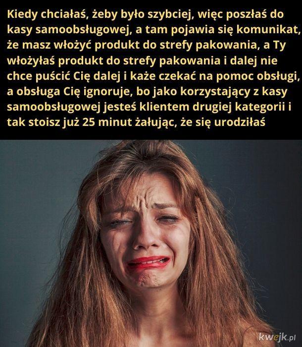Płacz i zgrzytanie zębów