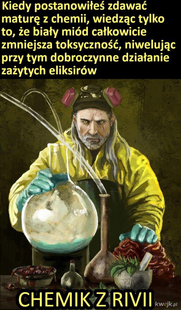 Chemik z Rivii