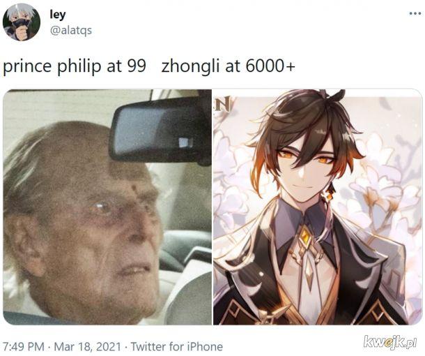 Biedny Filip.