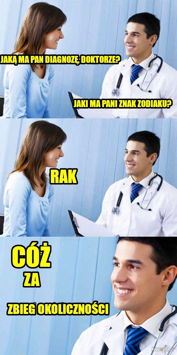 Rozmowa ze szczerym lekarzem