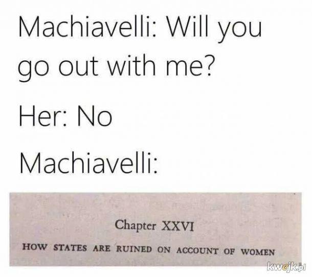 Machiavelli - Ksiaze Incelli