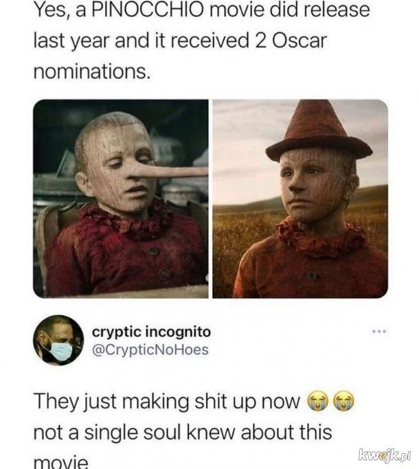 Taki film w 2019 roku faktycznie wyszedł.