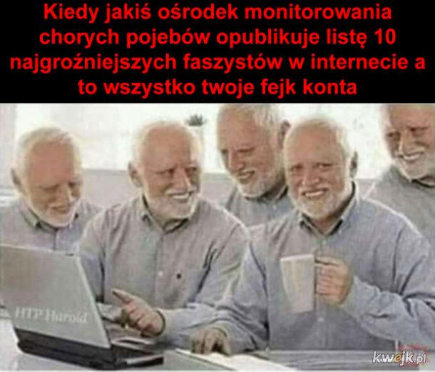 Ośrodki monitorowania na facebooku xD