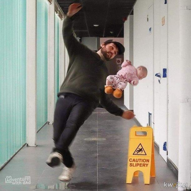 Kiedy dziecko zostaje samo z ojcem