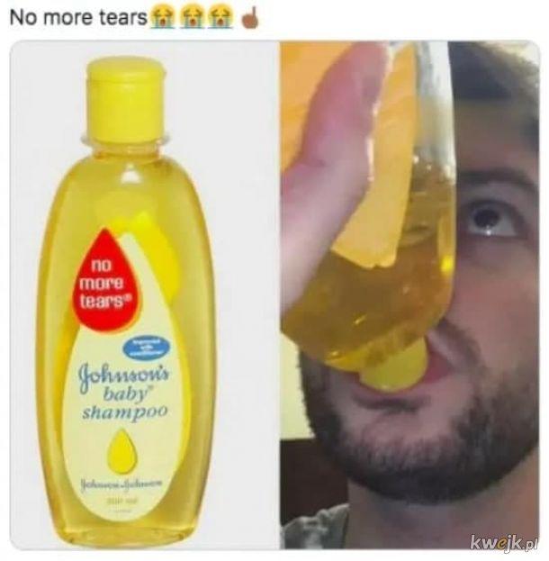 Nigdy więcej łez!