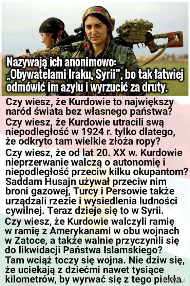 A teraz pomyśl o Polakach w XIX wieku. Brzmi znajomo?