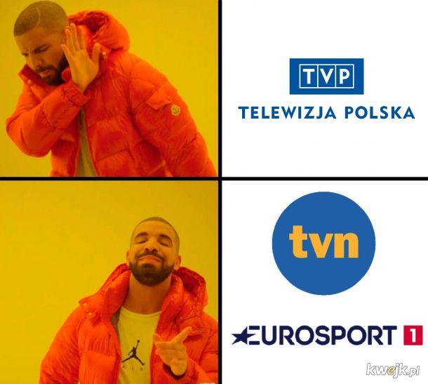 Ten moment kiedy TVN otrzymał prawa do transmisji skoków narciarskich :)
