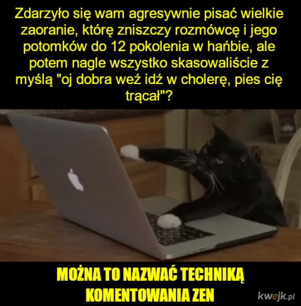 Tapu tapu tap w laptopa