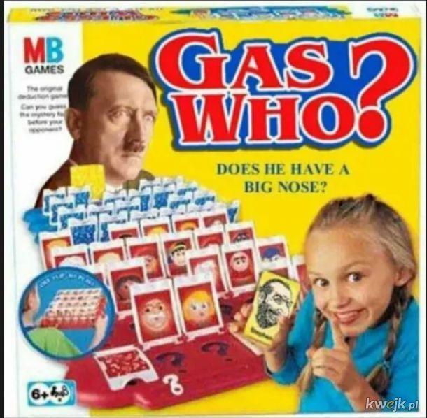 Gas who?