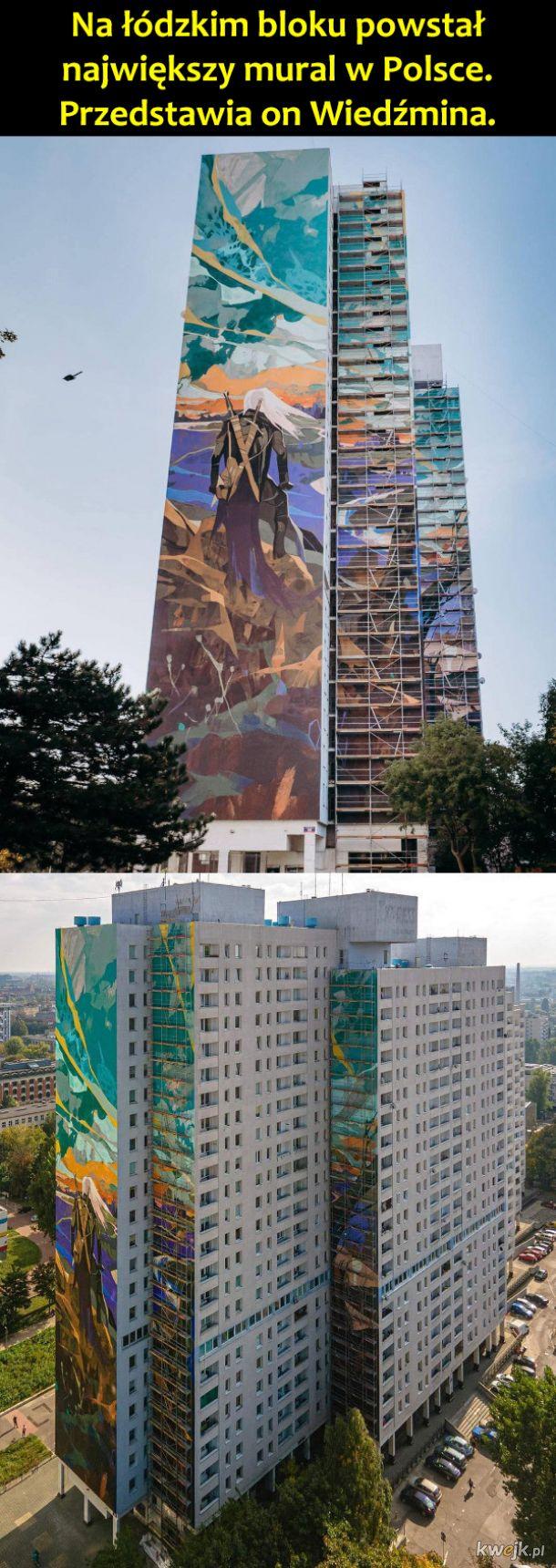 Łódzki mural