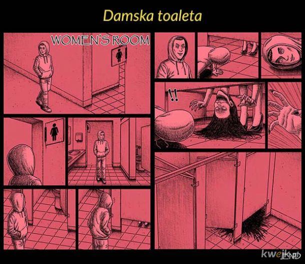 Dziwaczne i pokręcone komiksy Bena Chena