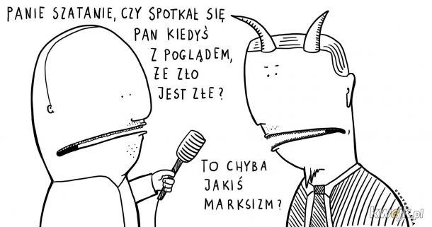 Marksizm, marksizm wszędzie